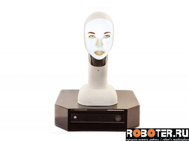 Проекционный робот в аренду