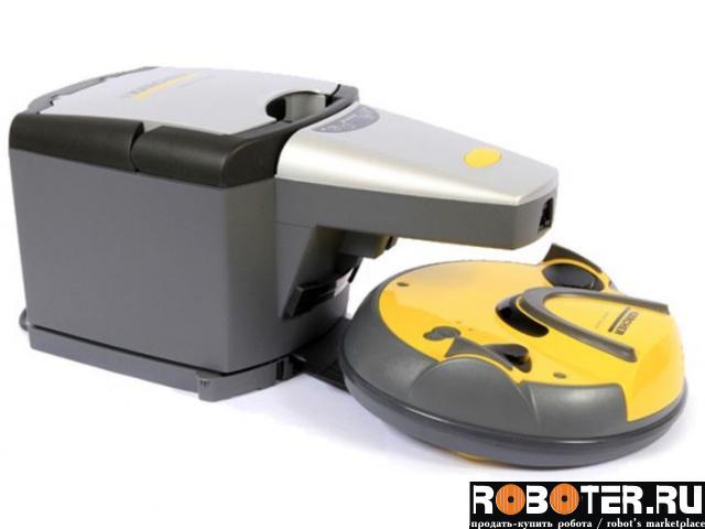 Робот пылесос Karcher RC3000