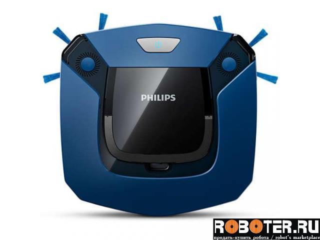 Робот-пылесос philips SmartPro Easy FC8792/01