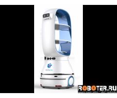 Автономный коммерческий сервисный робот (робот-официант)