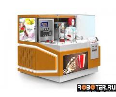 Автоматизированный киоск с роботом
