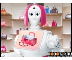Робот консультант Кики