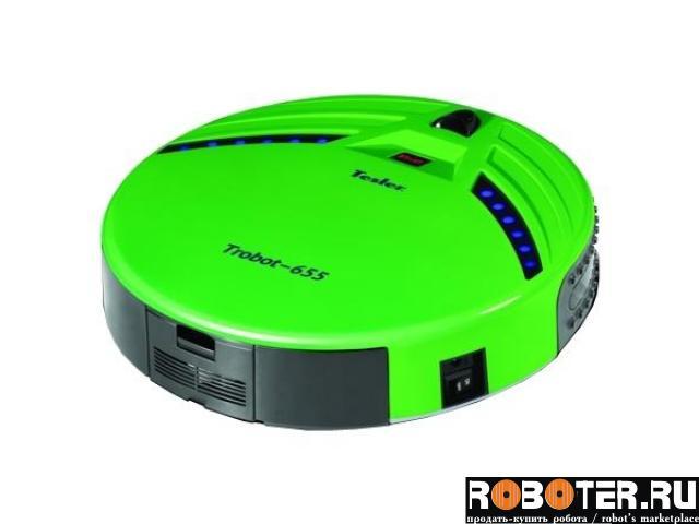 Робот пылесос xrobot 510c