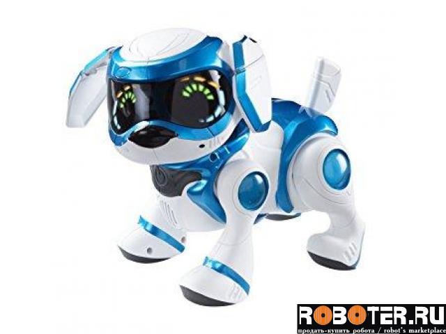 Робот-собака Tekno Teksta