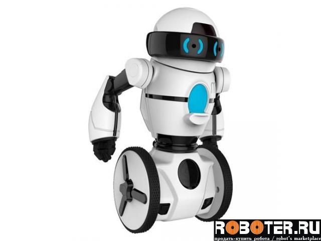 Робот MIP бeлый, wоwweе