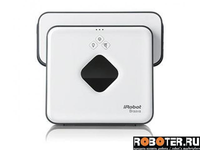 Робот-пылесоc iRobot Braava 390T