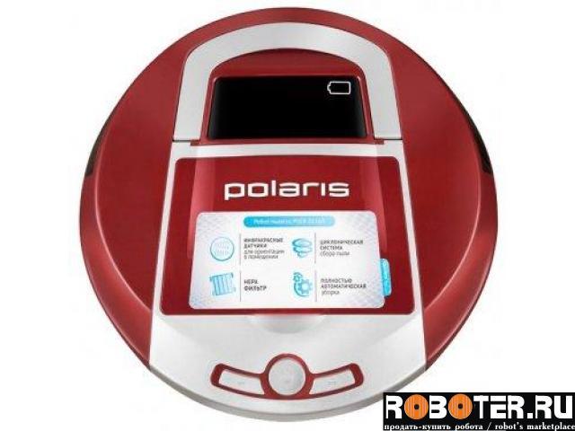 Робот-пылесос Polaris pvcr 0116
