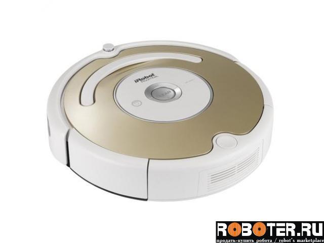 Робот - пылесос iRobot Roomba