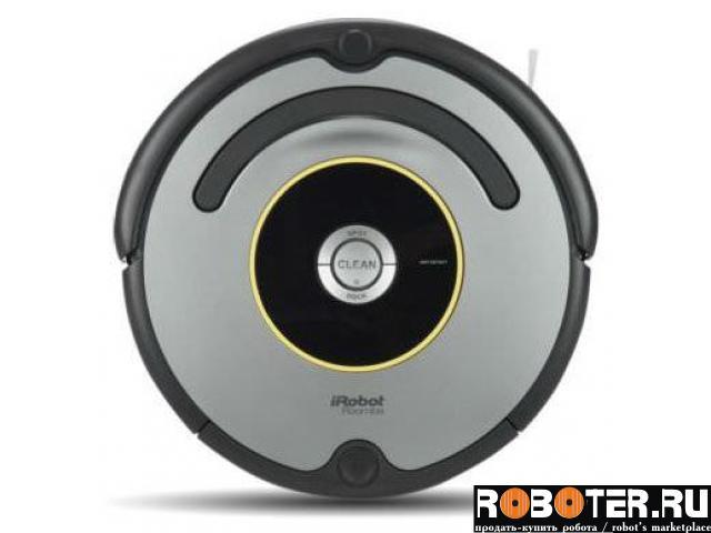 Робот-пылесос iRobot Roomba 631 бу