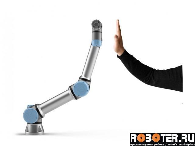 Установка роботов и коботов
