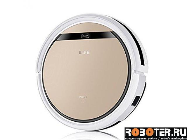 Робот-пылесос ilife v5s Pro (новый)