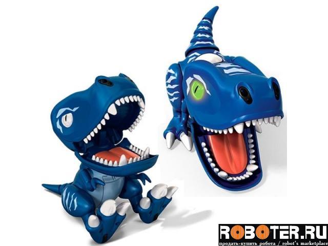 Интерактивный робот Spin Master Zoomer Dino
