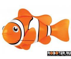 Рыбка робот Клоун роборыбка