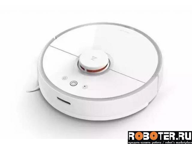 Робот-пылесос Xiaomi Roborock Sweep One S50