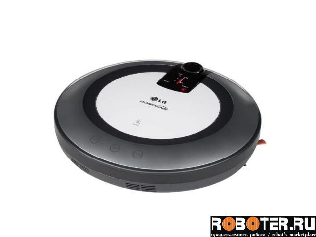 Робот-пылесос LG VR5905LM Hom-Bot