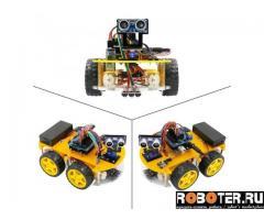 Робот-конструктор ardu Standart на Ардуино