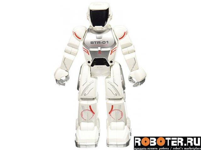 Робот на управлении через приложение в тел