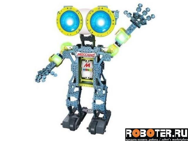 Робот Meccanoid G15 Meccano