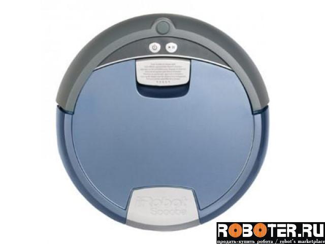 Моющий Робот пылесос Irobot scooba 385