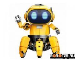 Tobby - робот конструктор