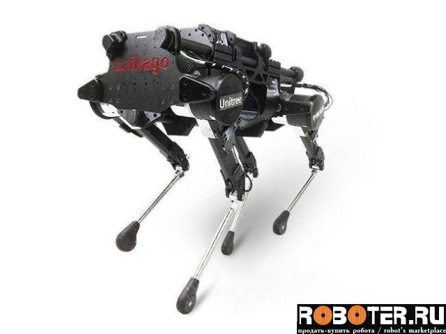 Робот собака LaikaGo от Unitree Robotics