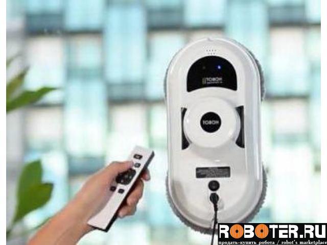 Робот- мойщик окон в аренду