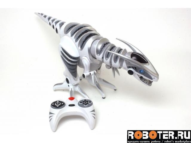 Робот динозавр WowWee RoboReptile