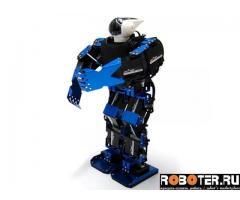Танец роботов Robonova II