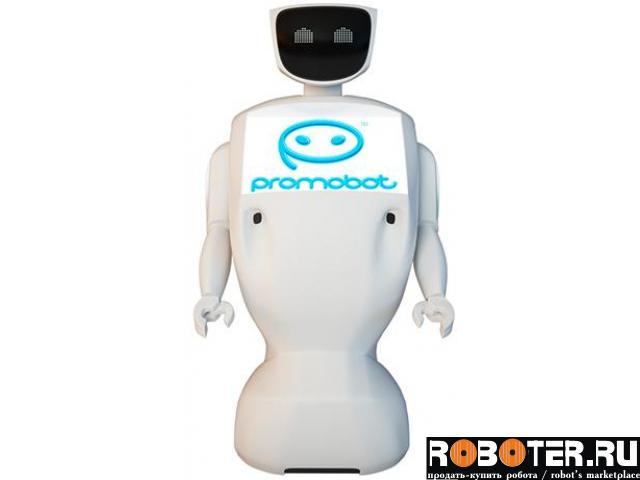 Робот Promobot V2 в краткосрочную аренду (Промобот)