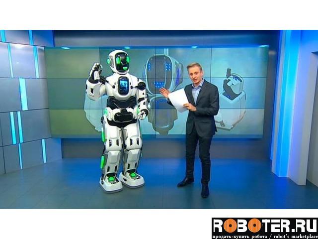 Робот Alesha III 185 см (Алёша) - аренда