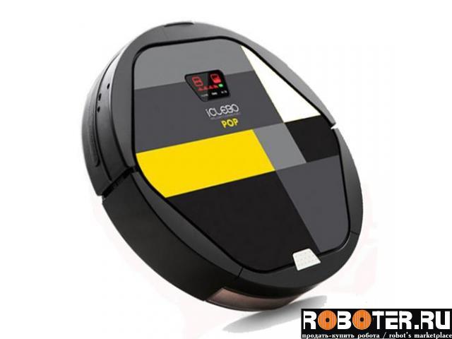 Робот пылесос iClebo Pop
