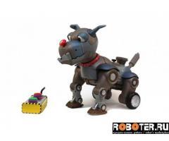Робот собака WowWee Wrex the Dawg