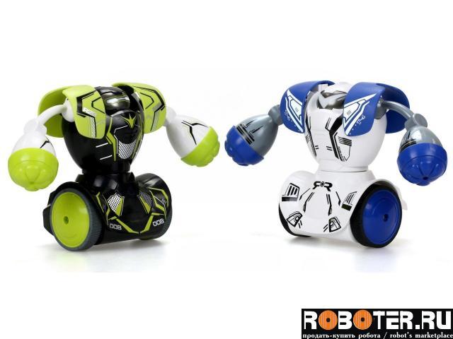 Робокомбат свет и звук