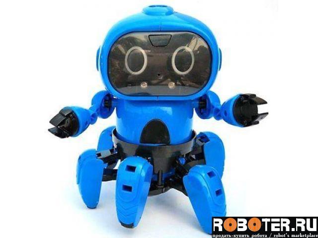 Робот-конструктор Small Six Robot