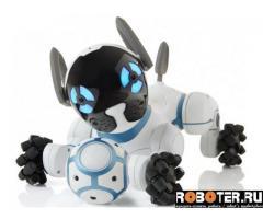 Робот собака Chip WowWee