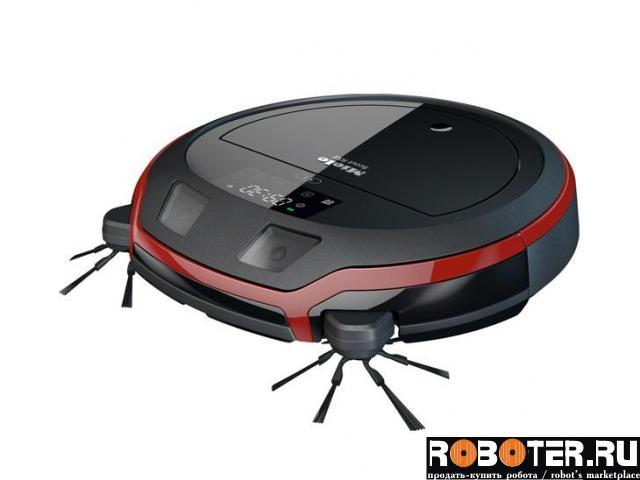 Робот-пылесос Miele SLQL0 Scout RX2 Mango/Red