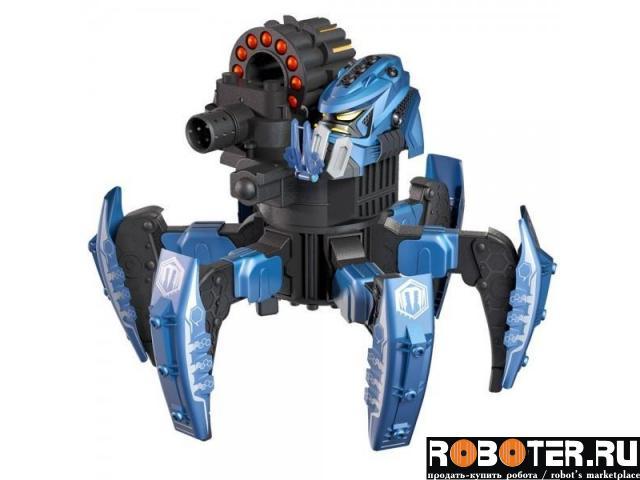 Робот-паук 2.4G (красный, синий) Wow Stuff 9007-1