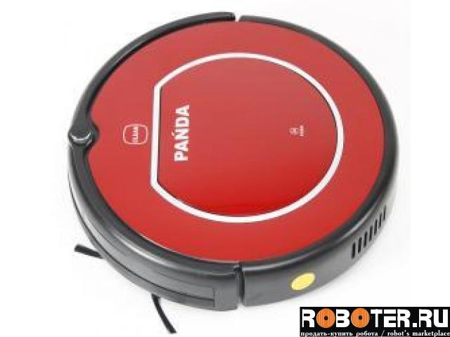 Робот пылесос Panda x500