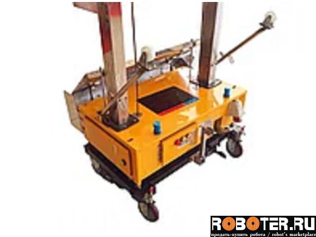 Робот штукатур Фазенда
