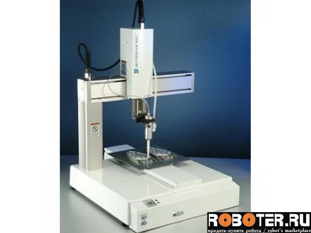 Дозирующий робот fisnar F2400N