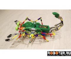 Робот скорпион