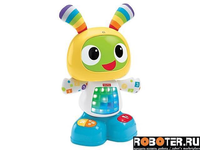 Робот Бибо от Fisher Price. В идеальном состоянии