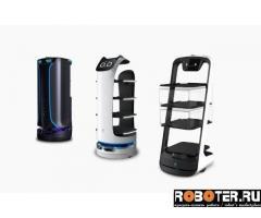 Pudu Technology - поставка профессиональных роботов