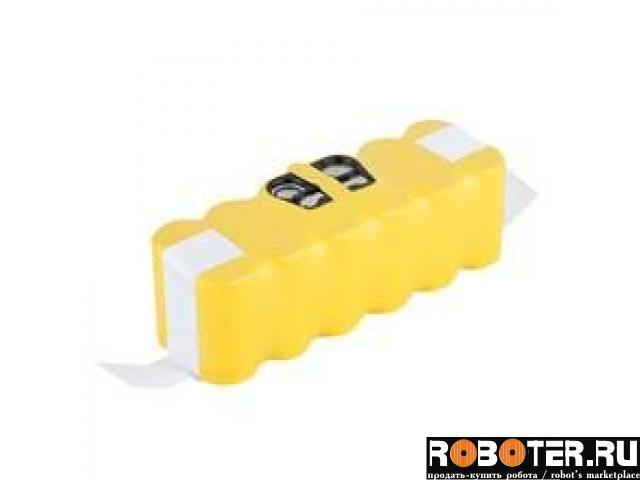 Аккумулятор робота пылесоса irobot Electrolux iLife