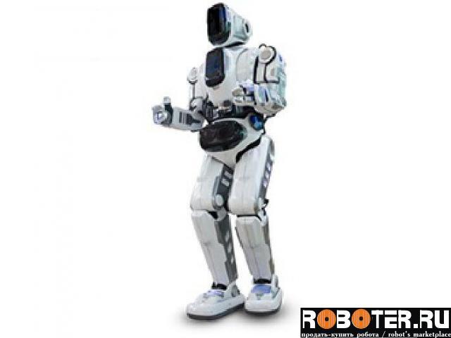 Робот алеша белгород