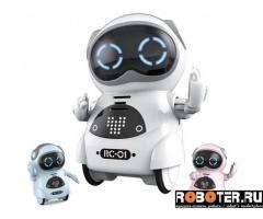 Карманный интерактивный робот (Русский) JIA-939A