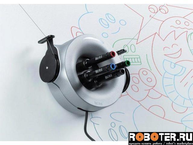 Робот для рисования на стенах Scribit