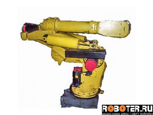 Робот Fanuc S-420i F (сварка, окраска, погрузка)