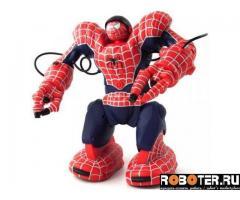 Робот на пульте управления Spider-man