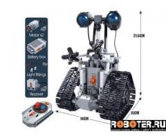 """Робот конструктор """"erbo"""" 408 деталей"""